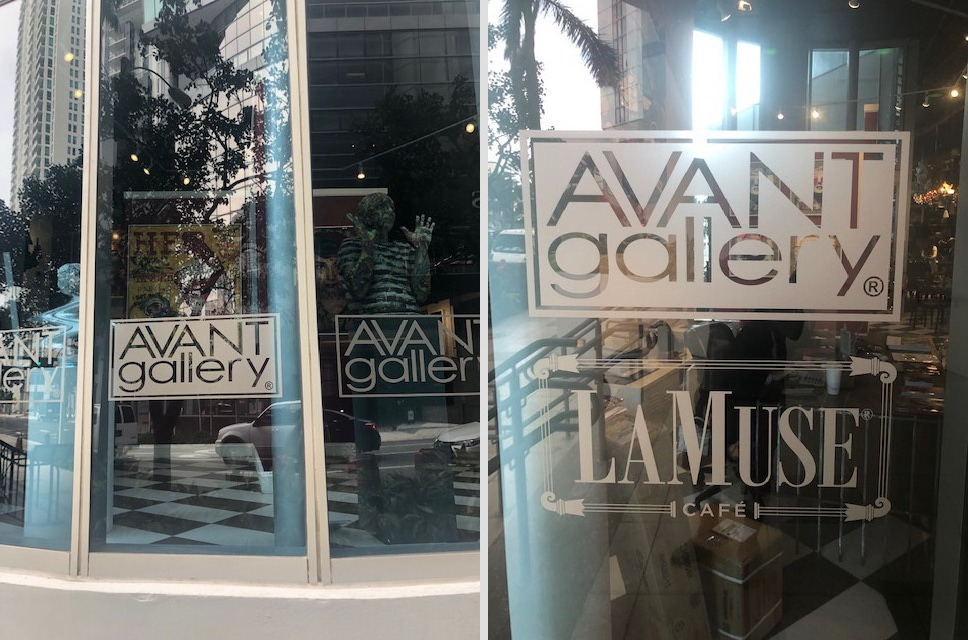 Avant Gallery: The Amazing Gallery with Unique Contemporary Art