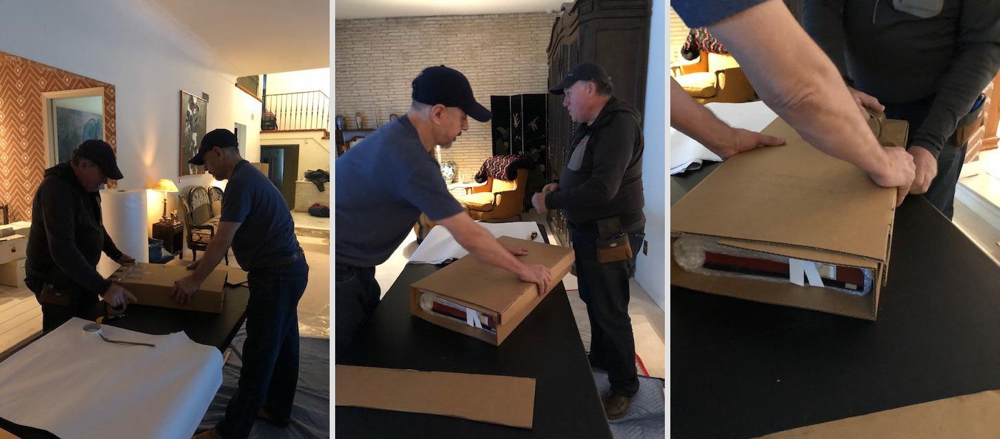 White Glove Estate Shipping Service
