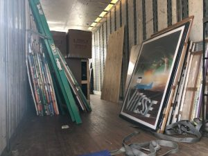 Shipping Fine Art to Colorado for Merrill Steiger