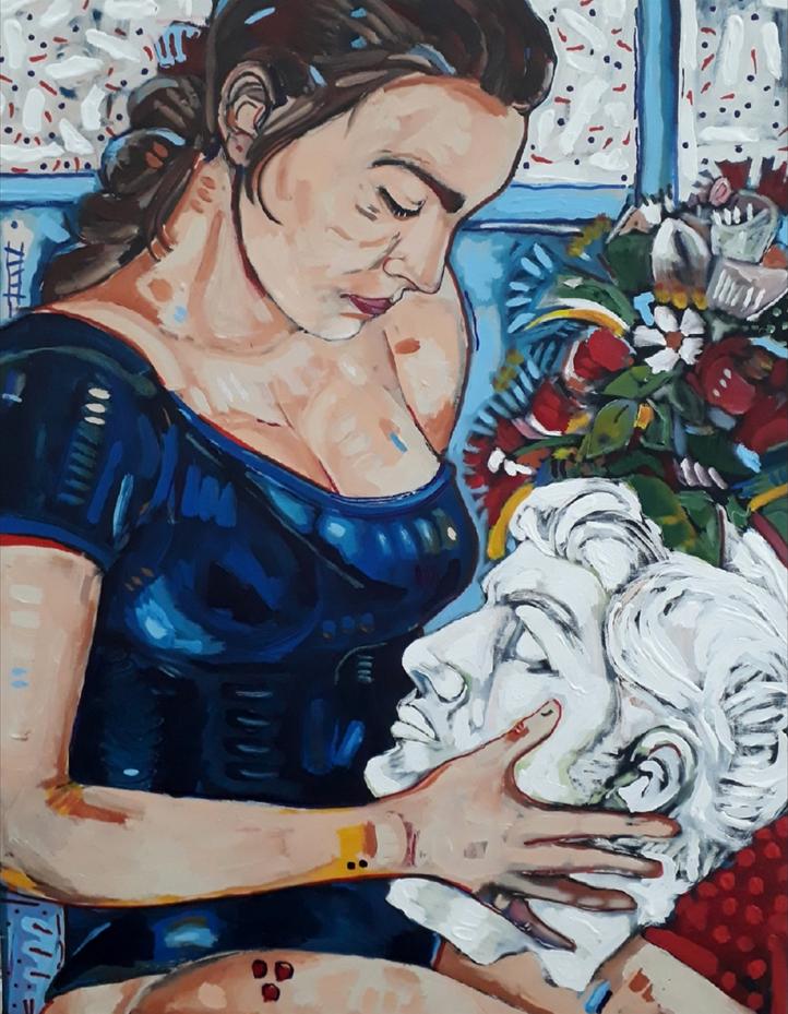 Contemporary art; Kadir ARSLAN