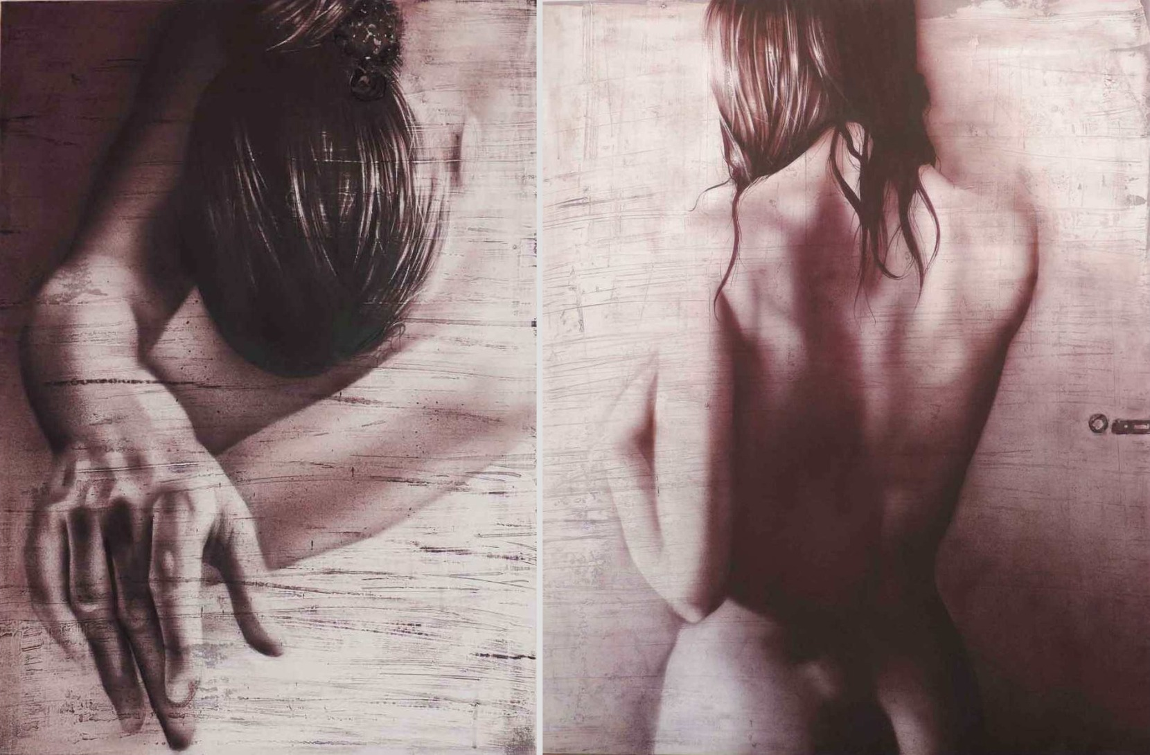 Figurative Paintings by Michela Crisostomi