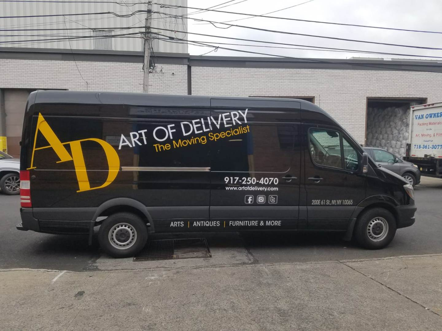 Art of Delivery – Reliable Local Movers in Manhattan, NYC