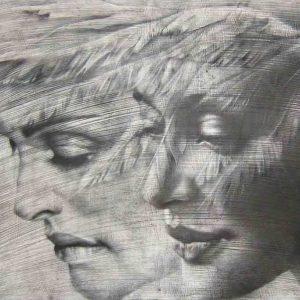 Figurative Paintings by Michela Crisostomi