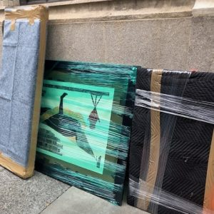 Shipping Art from New York to the Virgin Islands