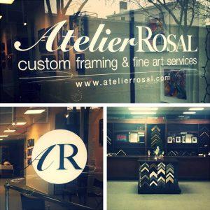 Atelier Rosal: Custom Framing & Fine Art Services in Rahway, NJ