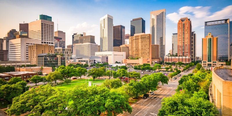 art shipping services in Houston