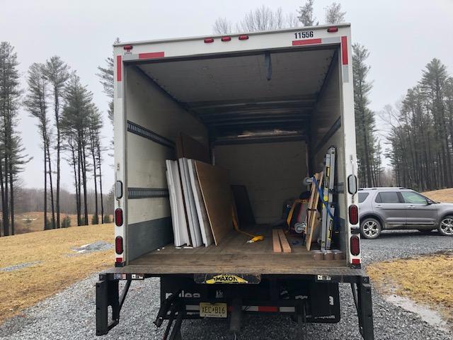 Transportation of oversized art