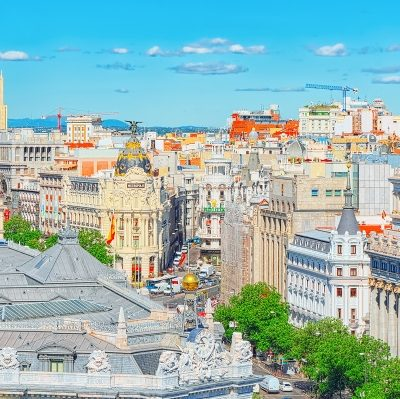 fine art shipping services in Madrid