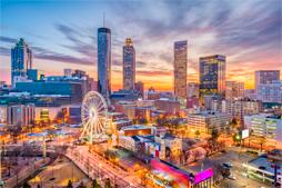 art shipping services in Atlanta
