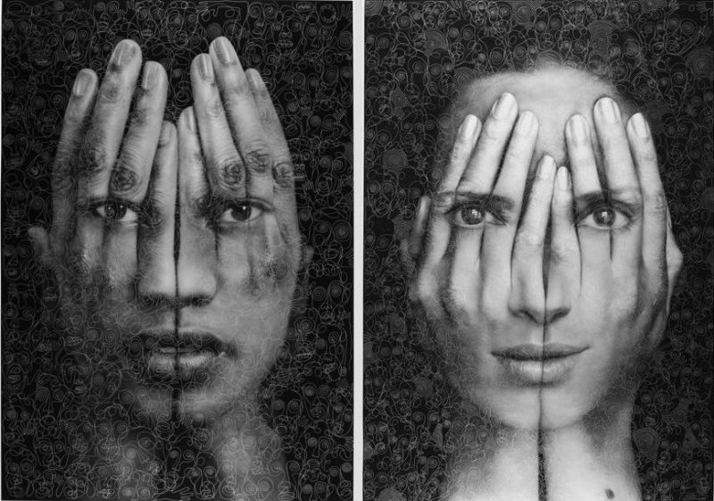 """Mirrors Reimagined"" by Tigran Tsitoghdzyan at Fremin Gallery"
