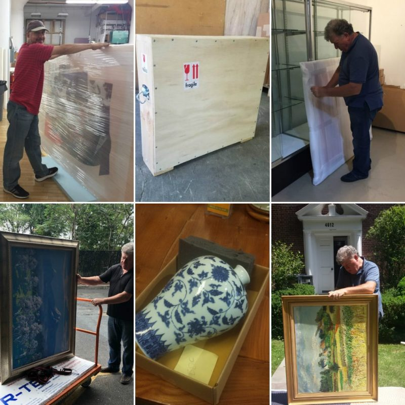 Timely and Professional Fine Art Shipping Services