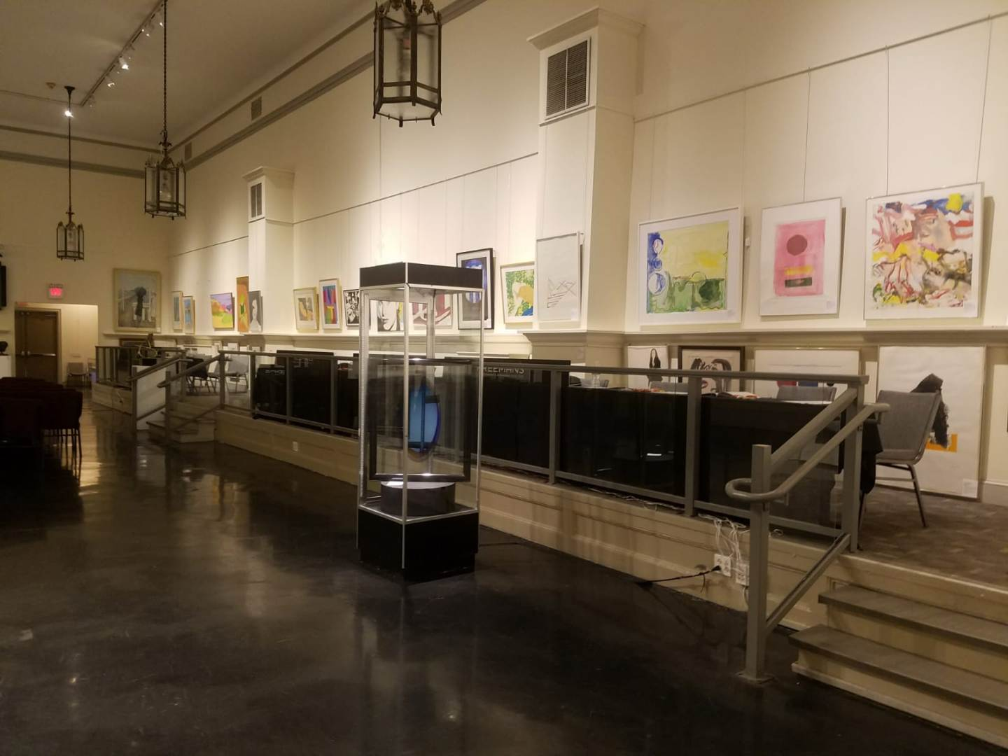 Art Courier Services in Philadelphia: Picking Up Art from Freeman's