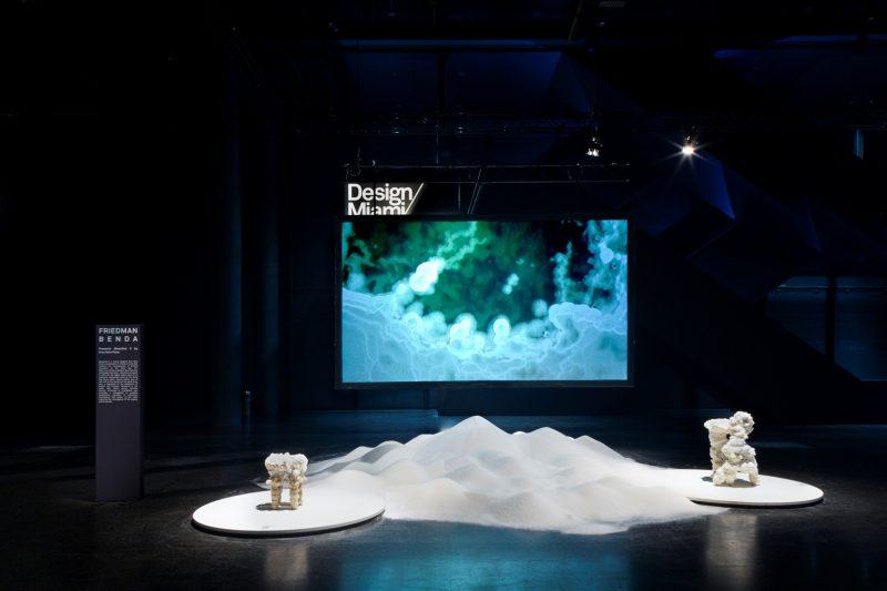 Art Installation by Erez Nevi Pana at Design Miami/ Basel 2019