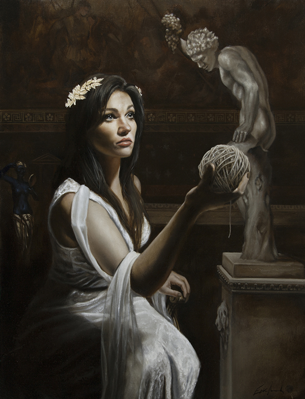 Classical Figurative Art by Eric Armusik