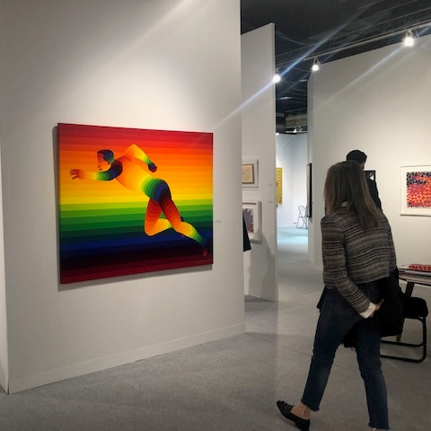 The Armory Show – One of the Best Art Shows in NYC