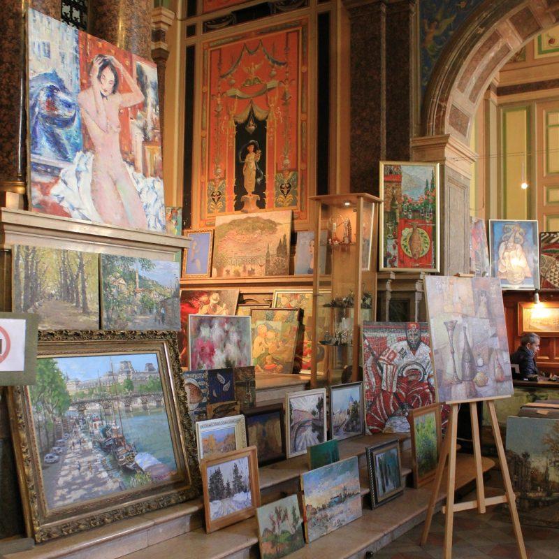 Tips to Guarantee Proper Fine Art Storage