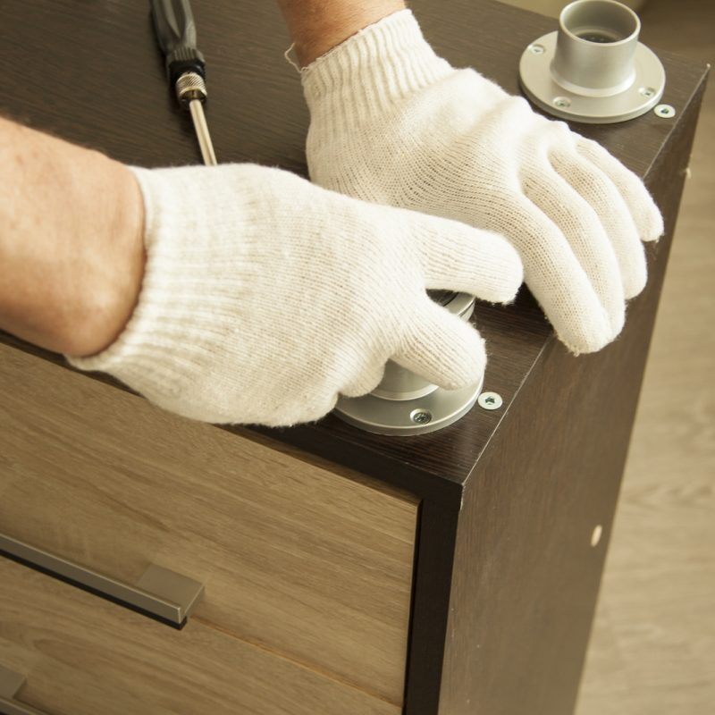 Why Do You Need to Wear Gloves for Moving Furniture?
