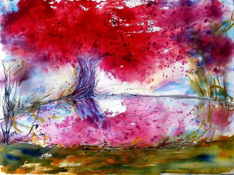 Linda Bachammar – A Talented French Artist You Should Know