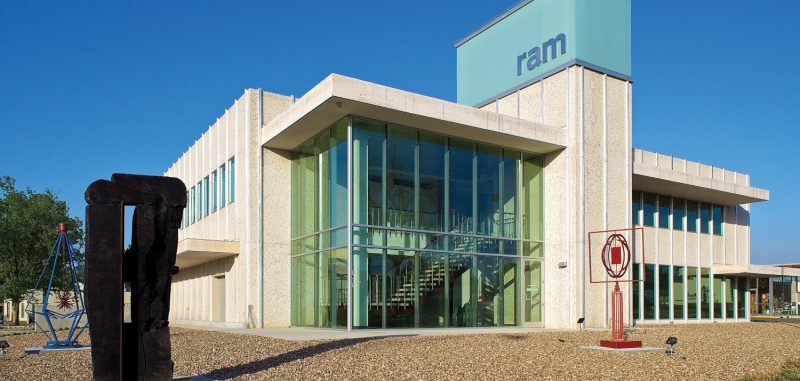 The Fort Smith Regional Art Museum in Fort Smith, AR