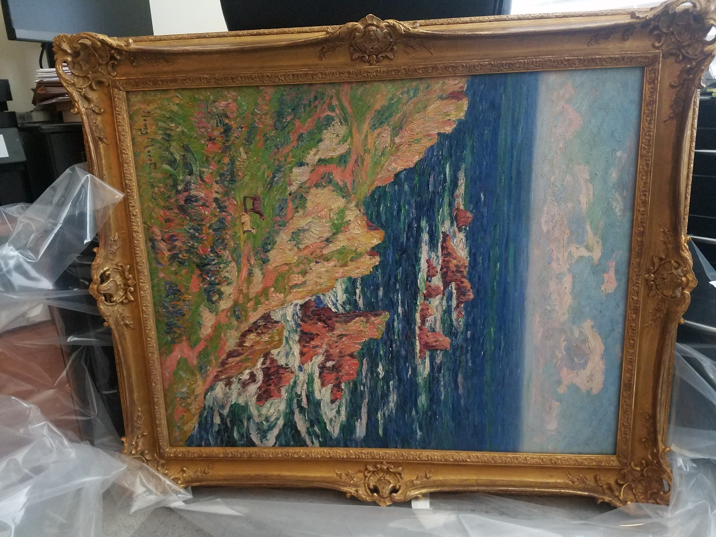 Auction Pickup Service from Fine Art Shippers