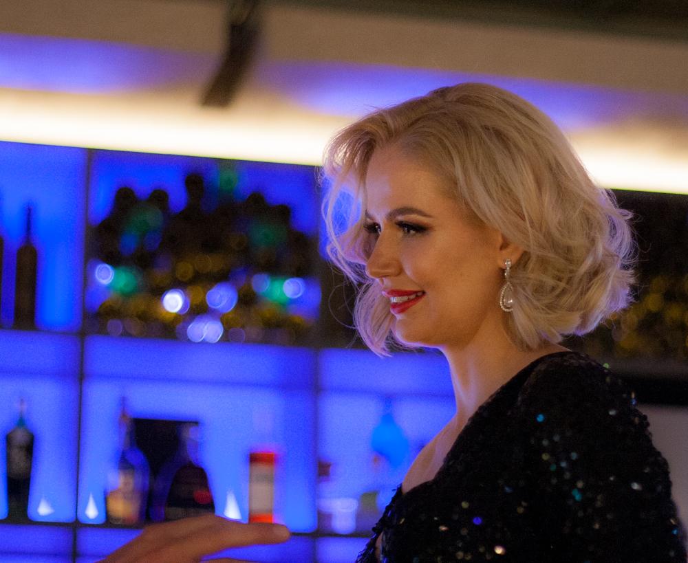 Eva Mayer's Grand Birthday Celebration at Stoleshnikov 8