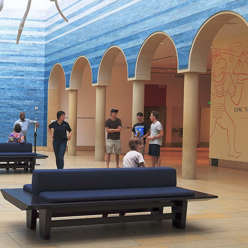 The Blanton Museum of Art – A University Art Museum in Austin, TX