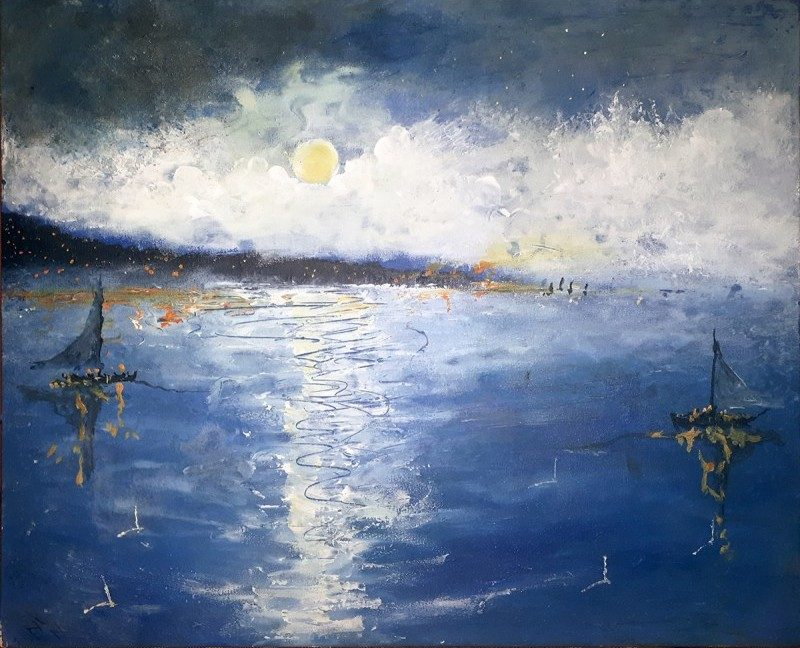 Mark Noble – A Painter of Light