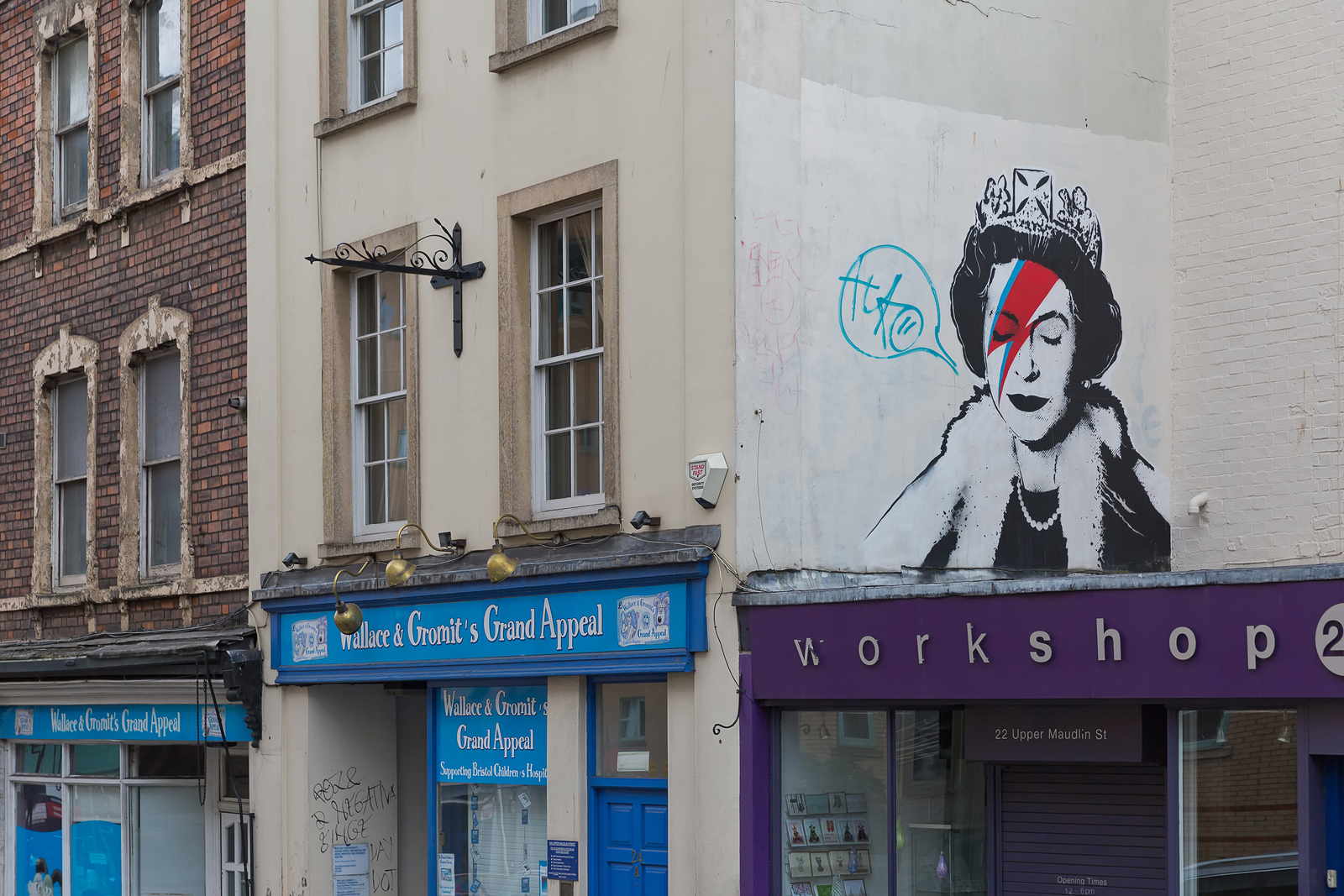How Has Banksy Changed the World of Art?