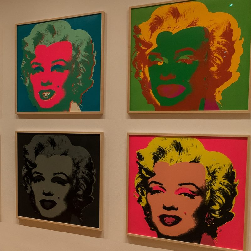 Andy Warhol — The Leading Figure in the Pop Art Movement