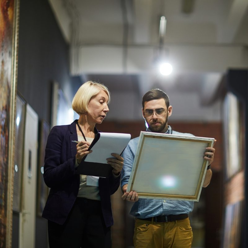 Art Consulting and Collection Management Services from Artiteza