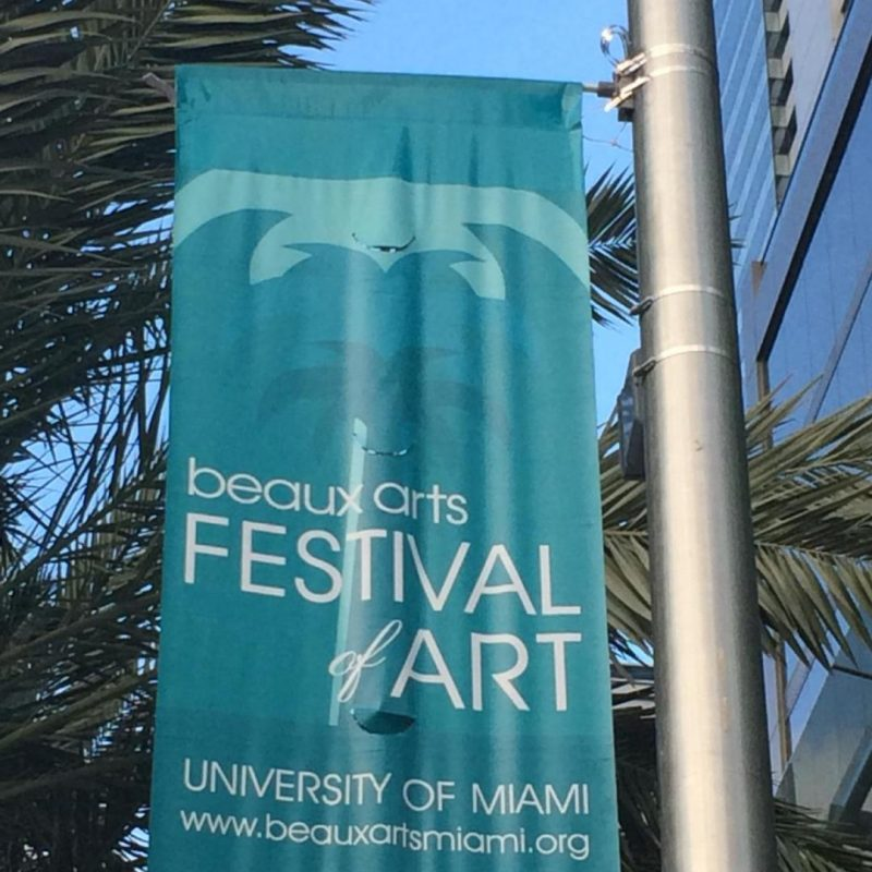 The Beaux Arts Festival of Art in Coral Gables, FL