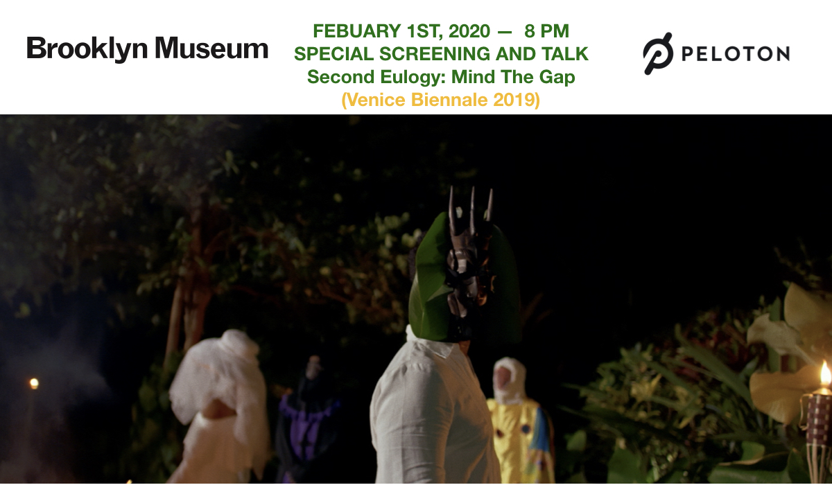 'Second Eulogy: Mind the Gap' Screening at The Brooklyn Museum
