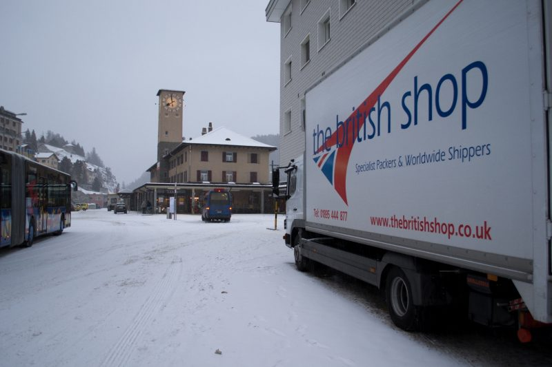 The British Shop: Most Trusted Fine Art Shipping Company in the UK
