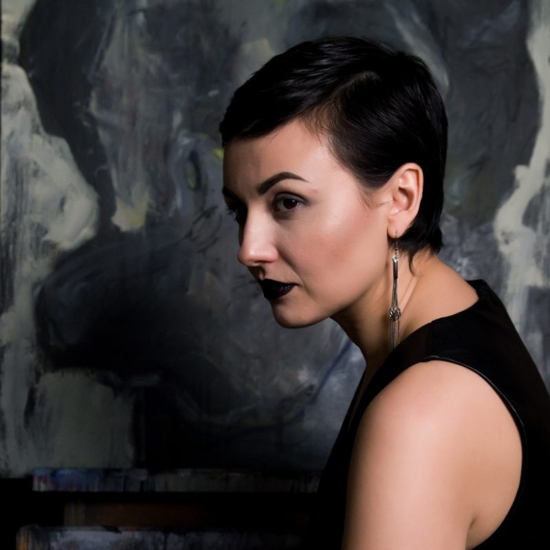Evgeniya Maltseva Will Be Featured at Art Russia 2020