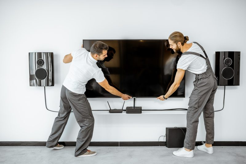 How to Ship a TV