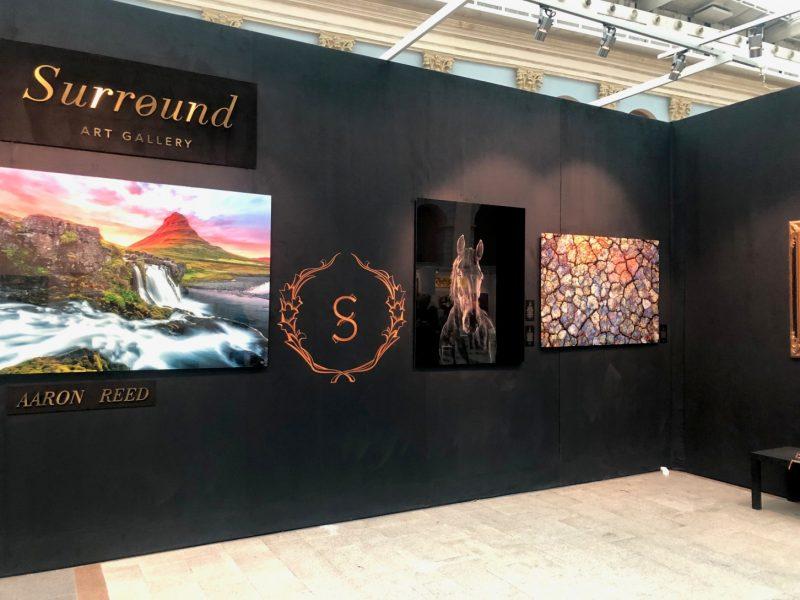 Art Russia Fair in Moscow