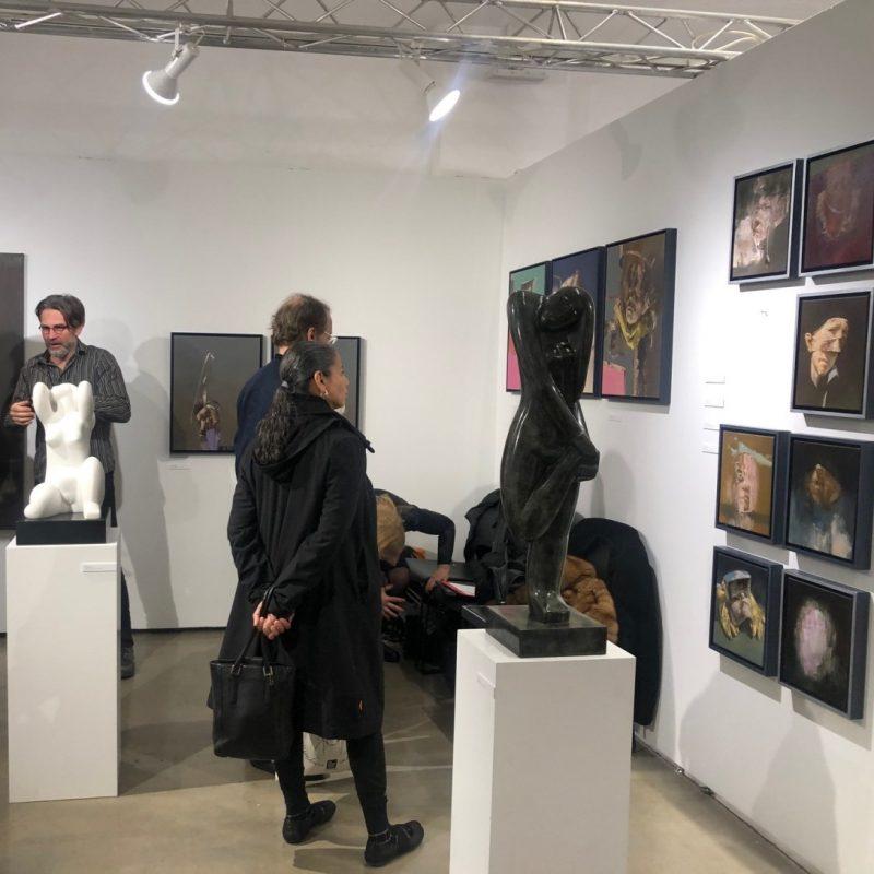 Visiting the Amazing VOLTA New York 2020