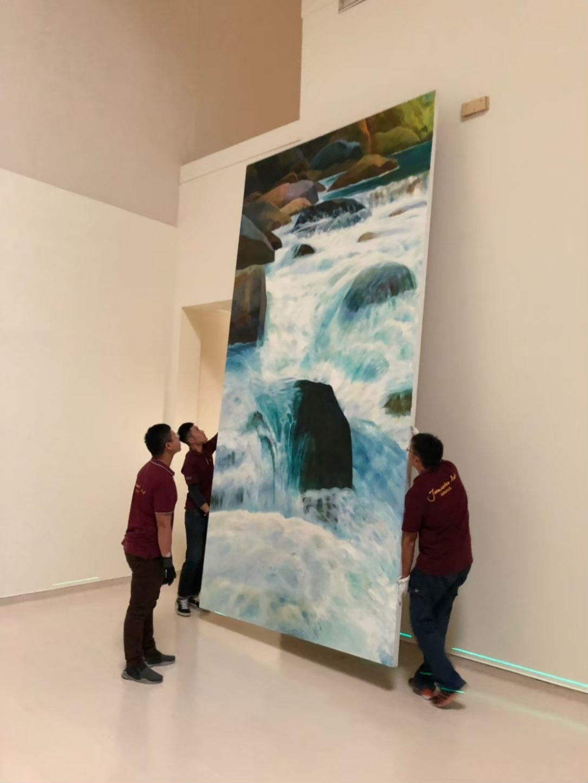 Joemaster Art: Fine Art Handling & Storage Services in Taiwan