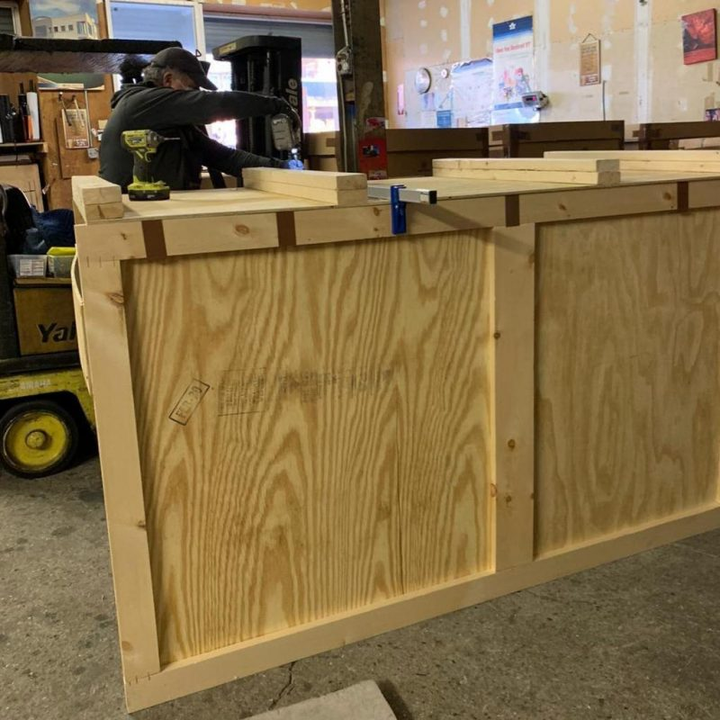 Art Shipping and Crating Services