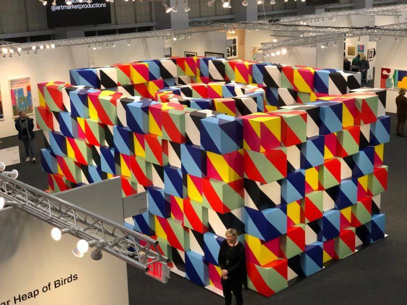 Innovative Contemporary Art at Art on Paper 2020