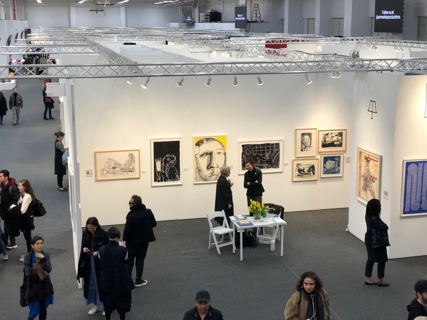 Innovative Contemporary Art at Art on Paper 2020