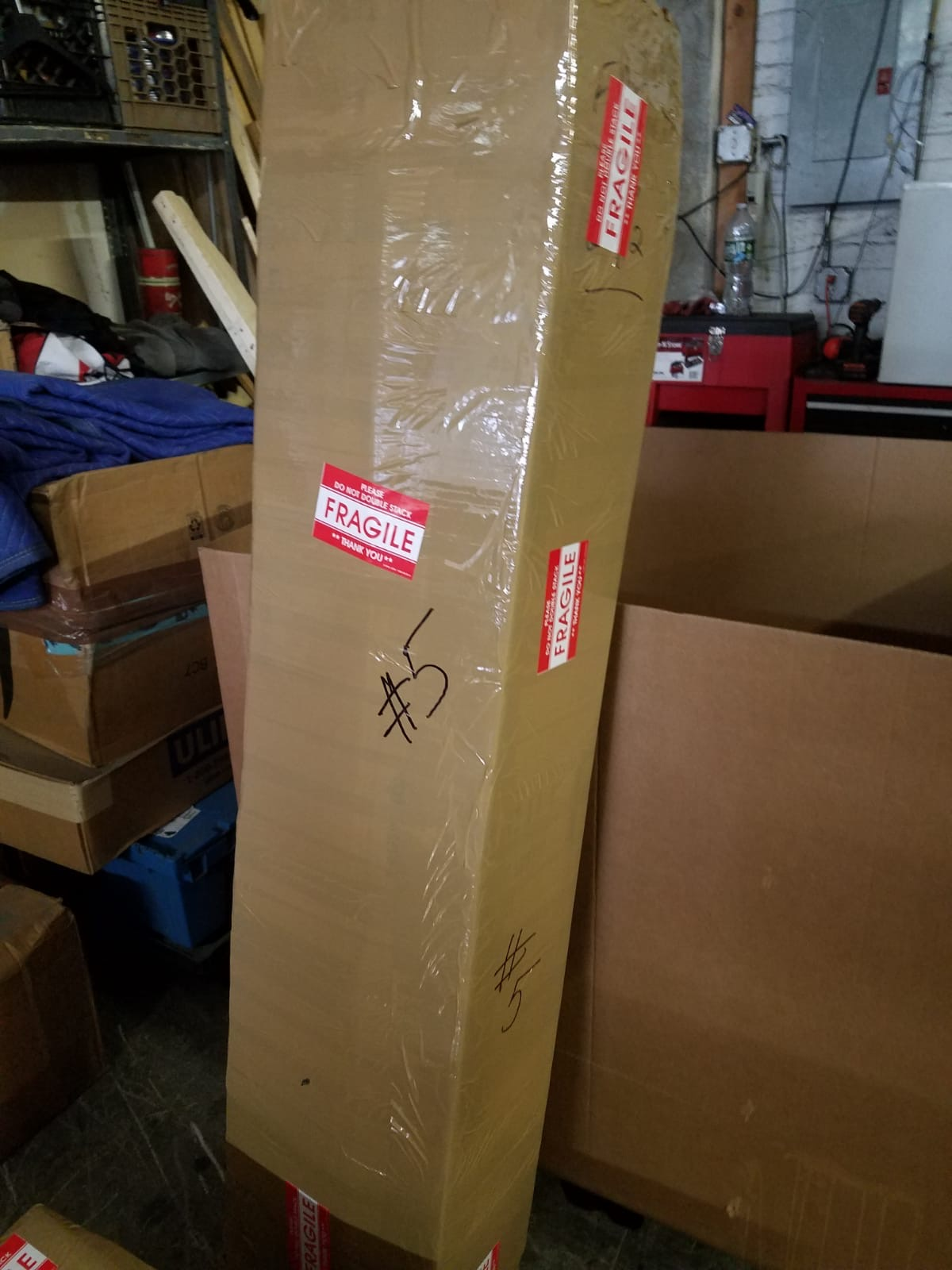 Art packing services