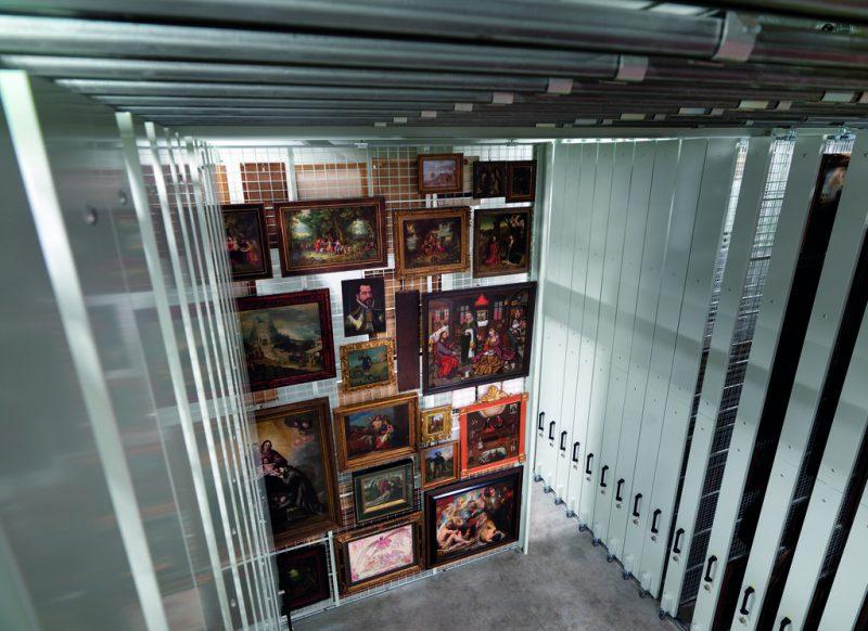Katoen Natie Art – Art Storage & Logistics Company in Belgium