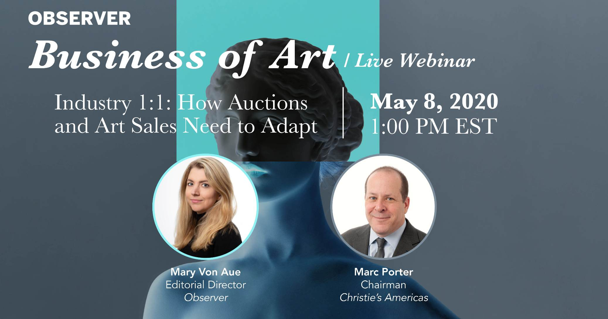 Fine Art Shippers Joins Observer's Business of Art Webinar