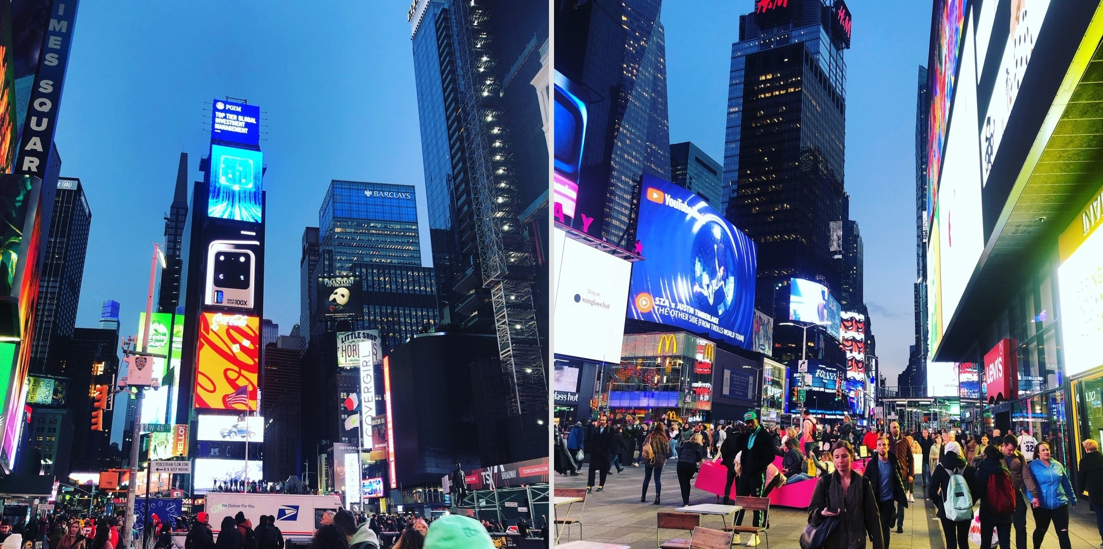 Five Interesting Facts about Times Square