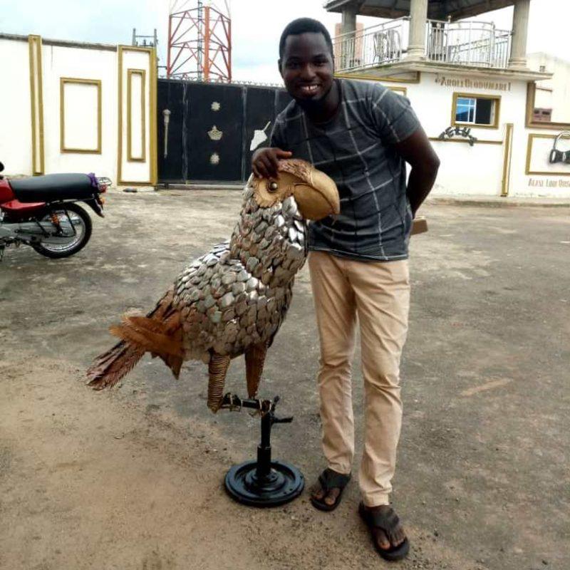 Yoruba Heritage in the Art of Adeniji Ayandunmola Mayowa