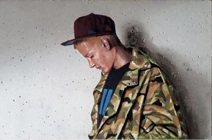 Mario Loprete: Italian Artist Who Explores the World of Hip Hop