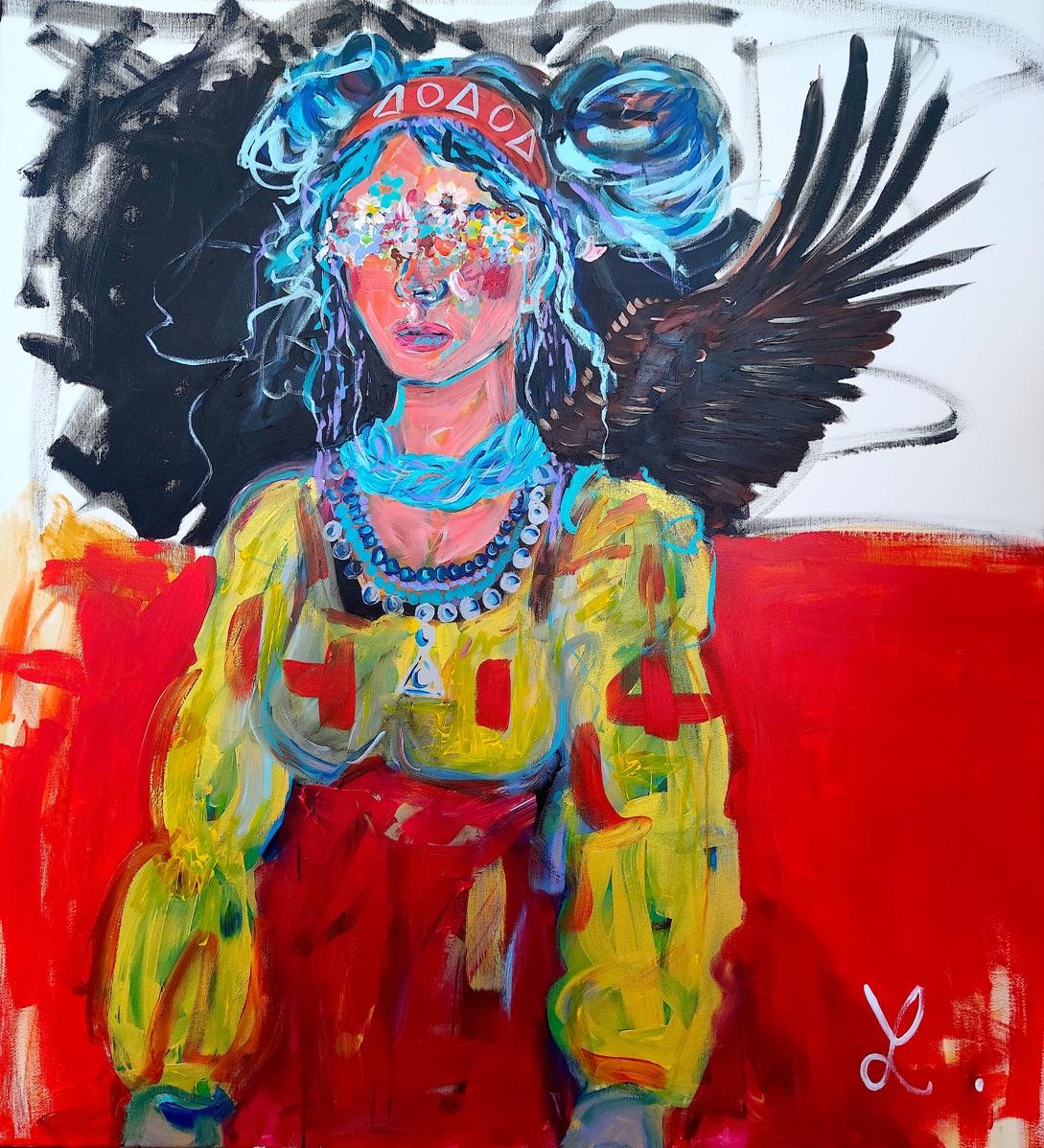 Linda Bachammar's Solo Exhibition in Paris