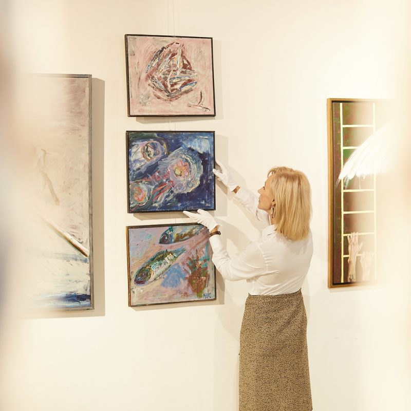 Comprehensive Art Appraisal Services from Fine Art Shippers