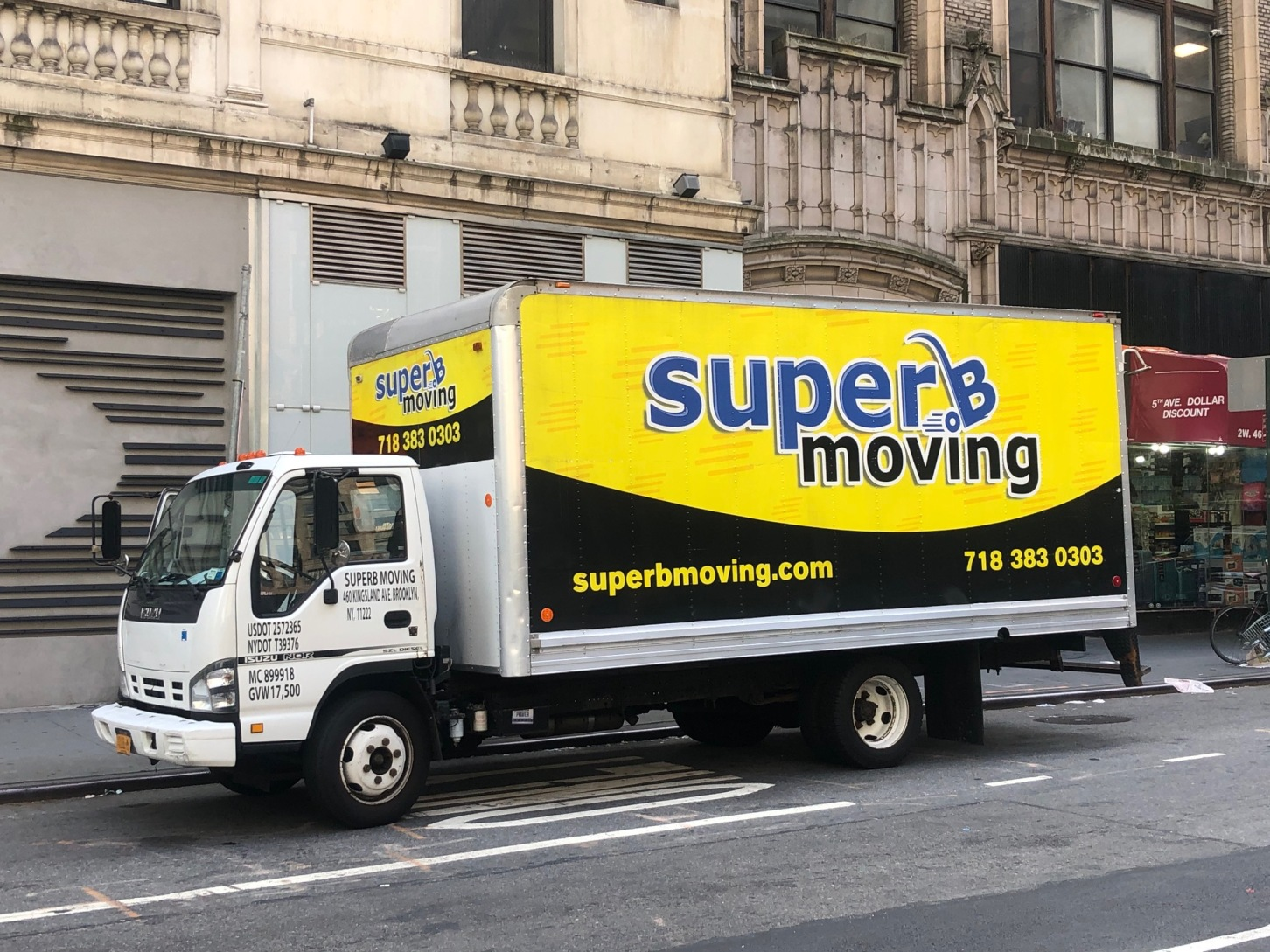 Superb Moving – Affordable NYC Movers with Excellent Service